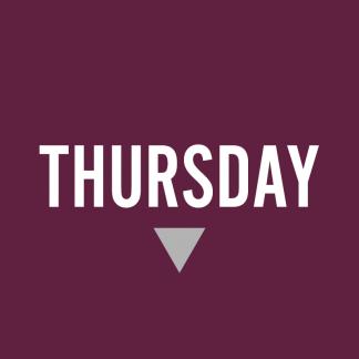 Thursday Classes
