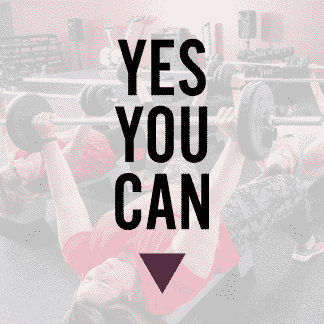 YES YOU CAN Workshop