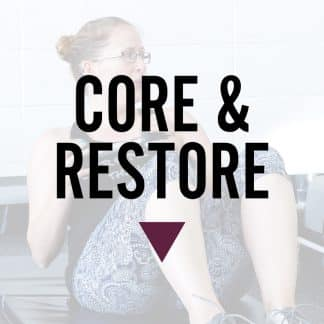 Core and Restore